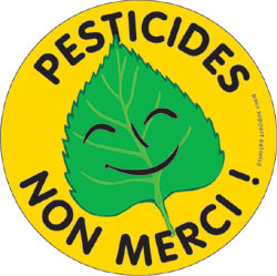 logo pas de pesticides