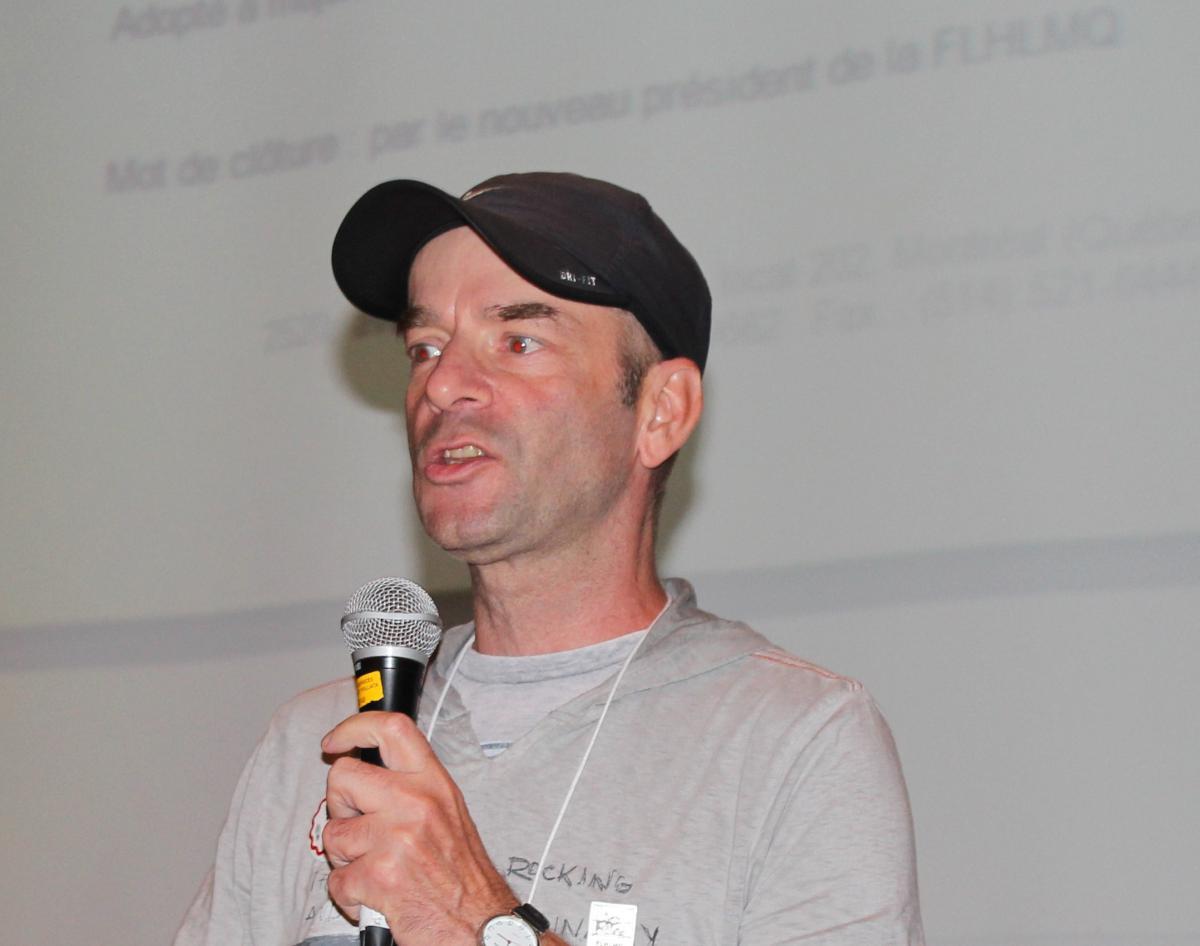 Sylvain Labrecque
